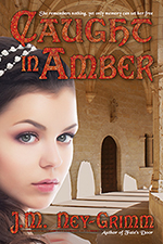 Caught in Amber, cover 150 pixels