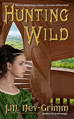 Hunting Wild cover, thumbnail image, 150 px