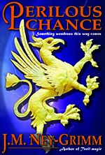 thumbnail cover image for Perilous Chance