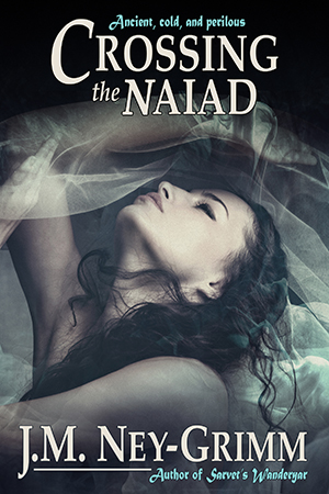 Naiad under water