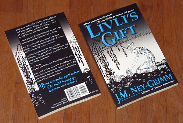 Paperback edition of Livli's Gift