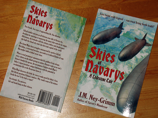 Kies of Navarys paperback