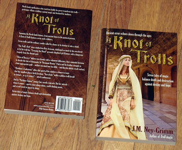 Knot of Trolls paperback