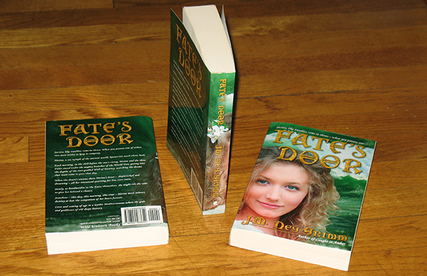 Fate's Door, paperback edition